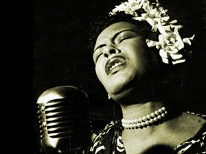 Billie Holiday Screensaver Sample Picture 1